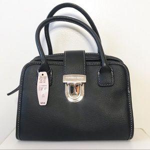 NWT Victoria's Secret Black Travel Cosmetics Bag